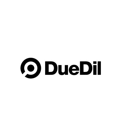 DueDil square logo