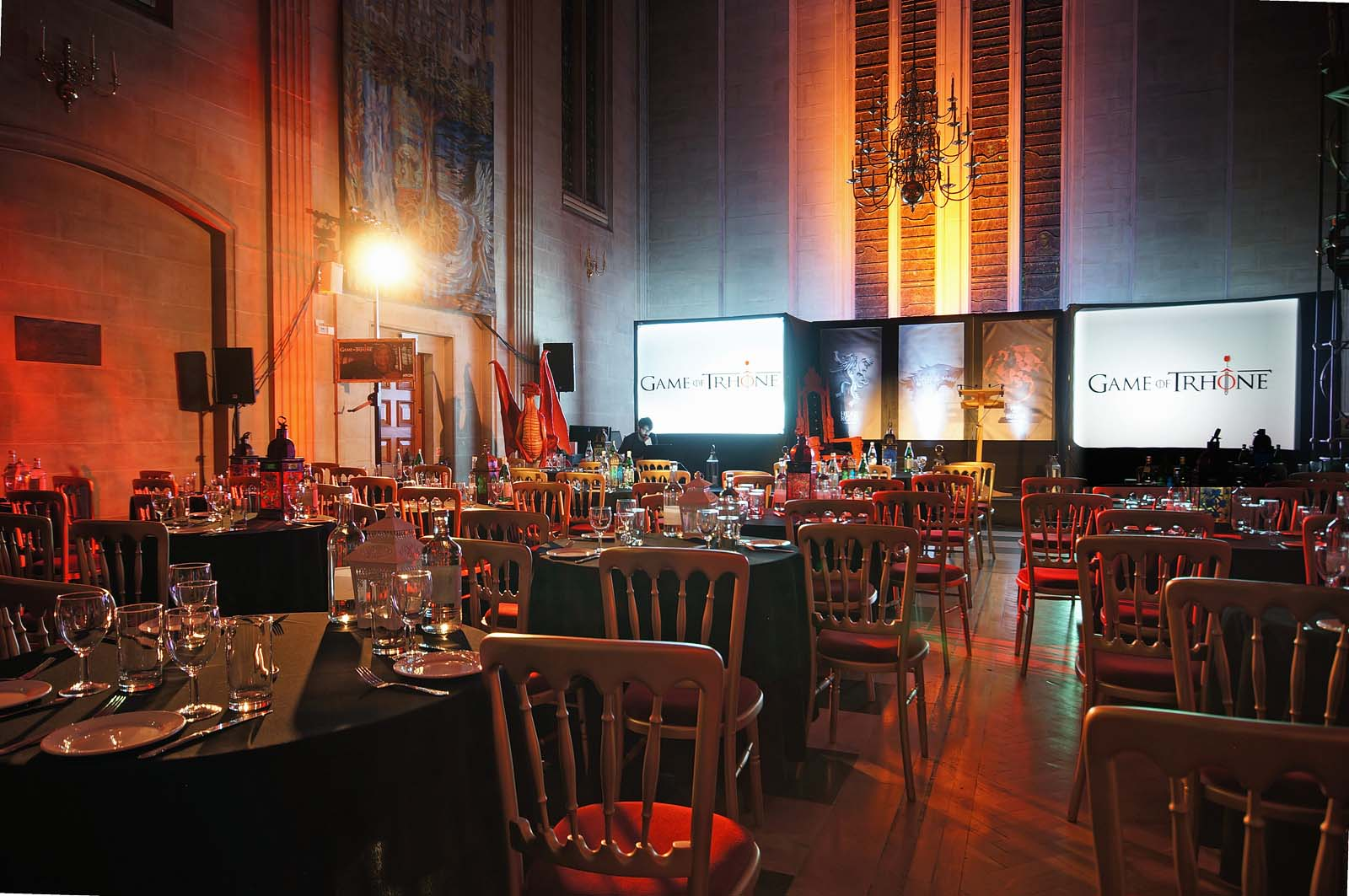 See The Great Hall at City of London event venue The Dutch Hall