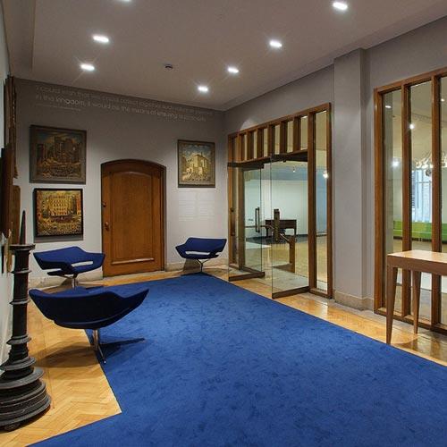 Lower-floor Reception