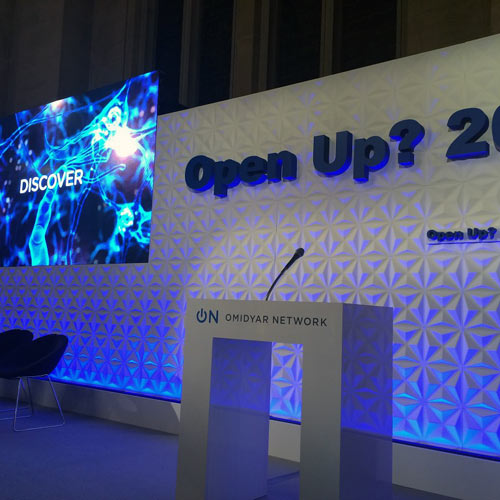 Open Up Conference