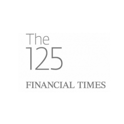 The 125 Financial Times logo