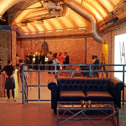 Adaptable event space at Versatile London South Bank Event Venue represented by VenuesLDN.co.uk