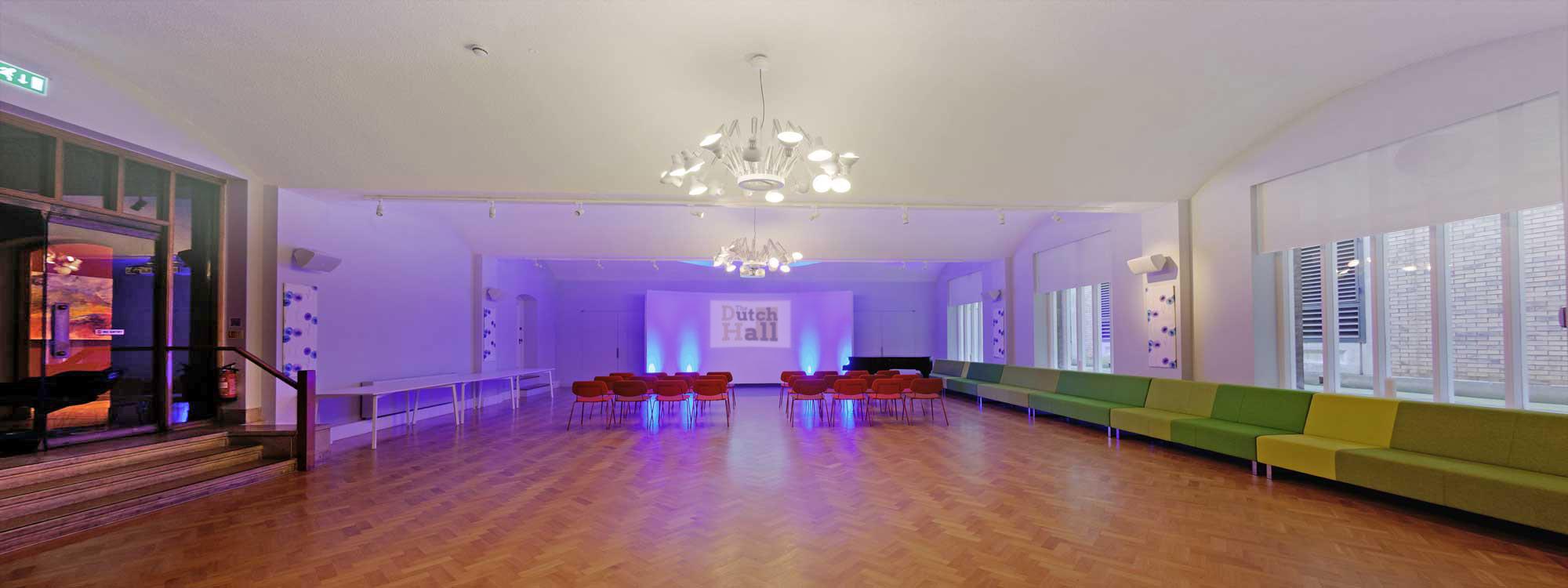 City of London conference venue The Van Gogh Reception Room represented by Venues LDN