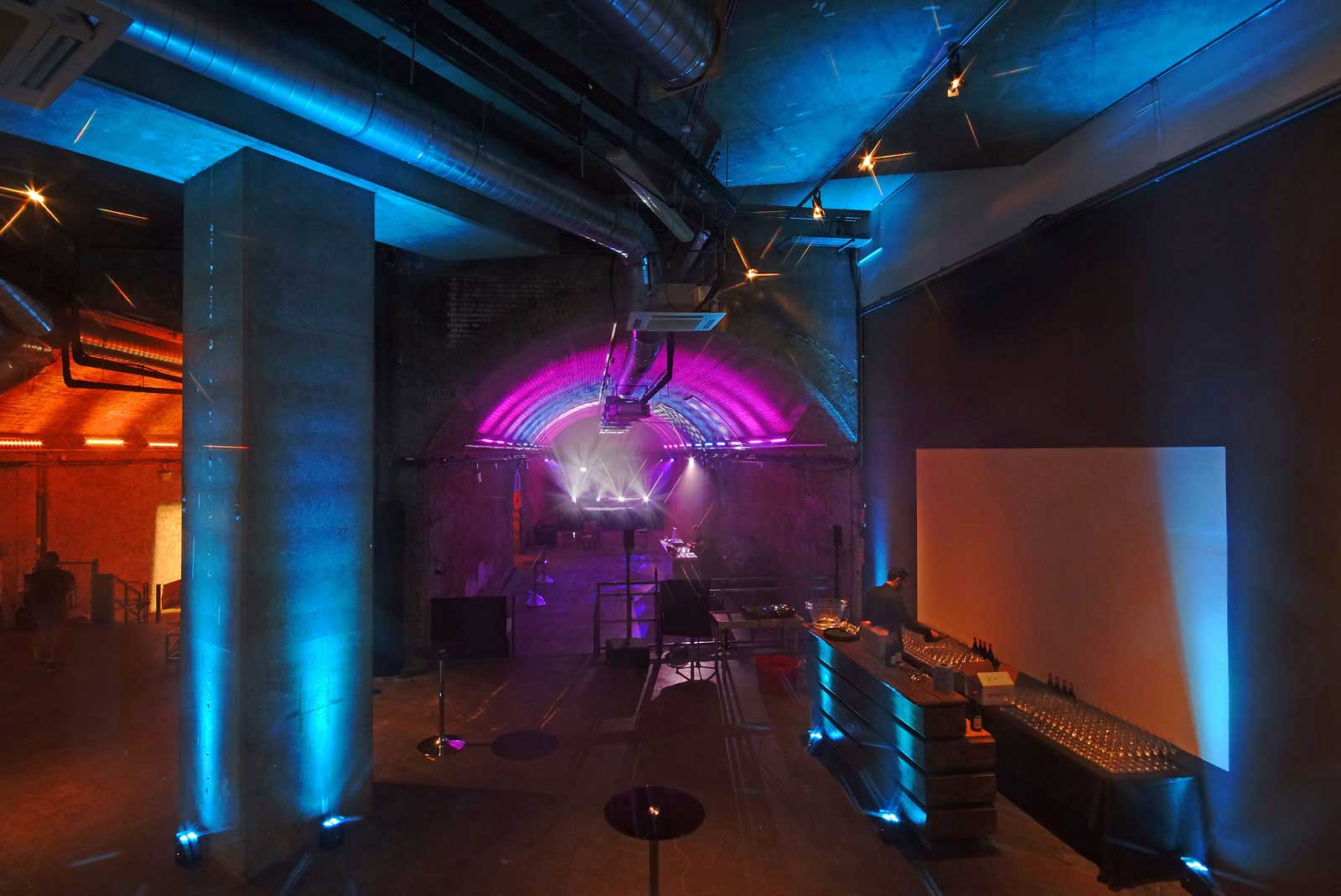 London South Bank Event Venue represented for event hire by VenuesLDN.co.uk
