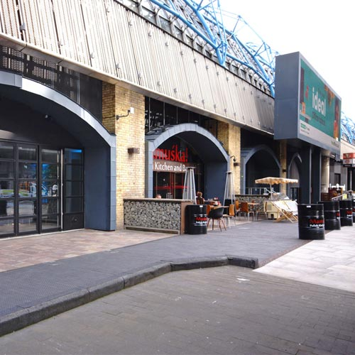 London South Bank film location SE1 front