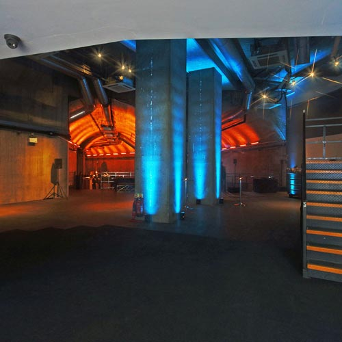 London film location hire South Bank SE1